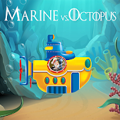 Marine Vs Octopus