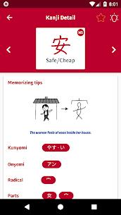 Japanese Kanji Study 2.0.8 (MOD + APK) Download 3