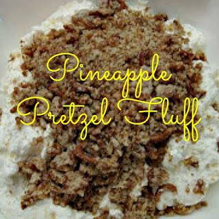 Pineapple Pretzel Fluff Recipe