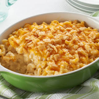 VELVEETA® Down-Home Macaroni & Cheese.
