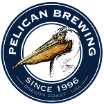 Logo of Pelican Dry Fly Barrel Aged Tsunami Stout