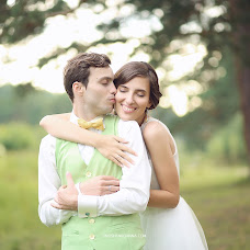 Bryllupsfotograf Anna Timoshenko (anett203). Bilde av 31.07.2014
