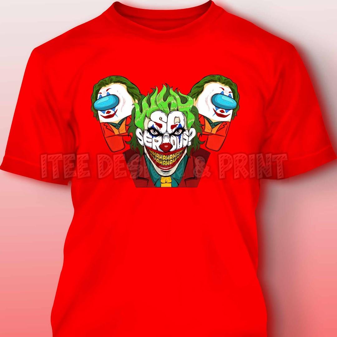 Why So Serious Joker Among Us Impostor 16
