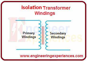 one-to-one Transformer (Isolation Transformer basic)