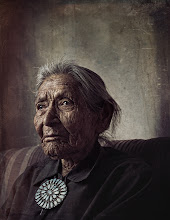 Photo: Another image from the Navajo (Diné) Reservation - this time of an 89 year old woman - imagine what she must have seen during her lifetime...  www.deanbradshaw.com.au