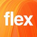Orange Flex icon