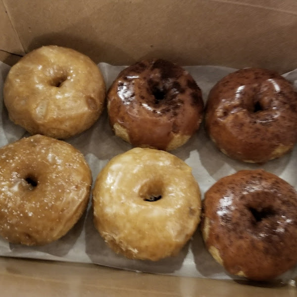 Photo from Benny's Donuts