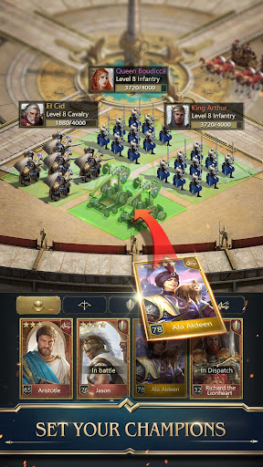 War Eternal - Epic Kingdoms modavailable screenshots 4