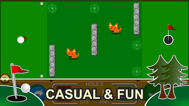 Mini Arcade Golf: Pocket Tours APK screenshot thumbnail 19
