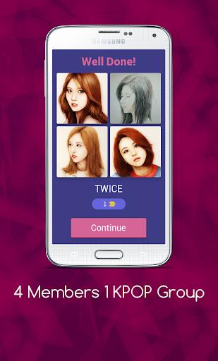 4 Members 1 KPOP Group 3.6.6z screenshots 3