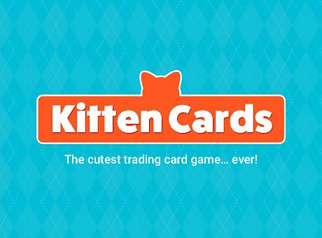 Kitten Cards