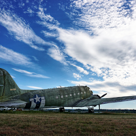 DC3 by Todd Reynolds - Transportation Airplanes
