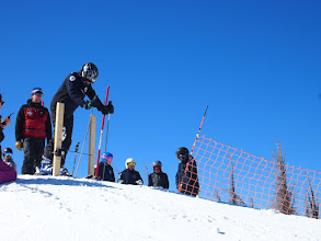 Photo: The race benefited the Wolf Creek Ski Team.