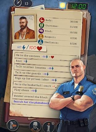 Convicted: Jail Break- screenshot thumbnail
