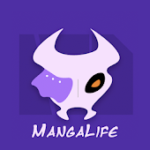MangaLife - Best Free Manga Comic Reader Icon