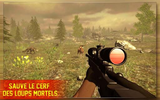 Code Triche Animal Hunting Sniper 2017 - Jungle Safari Gun APK MOD screenshots 3