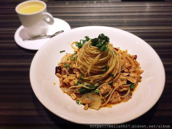洋城義大利餐廳高雄大統店,義式料理與98元套餐,平價兼具餐點豐富