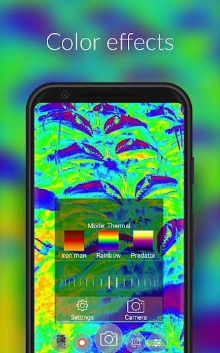 Thermal scanner camera VR 3.8.6 screenshots 6