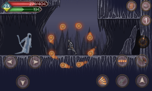 Runic Curse screenshot 15