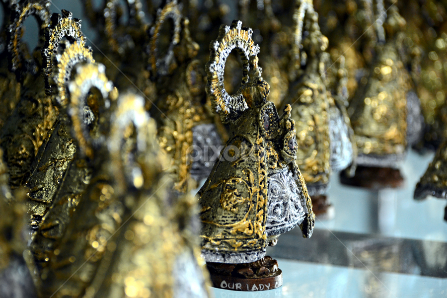 Peñafrancia by Edmer Balmeo - Artistic Objects Other Objects