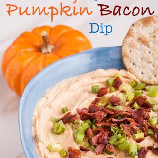 Savory Pumpkin and Bacon Dip