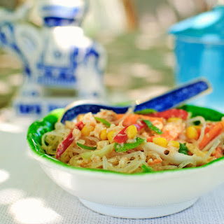 Crab Noodle Salad Recipes
