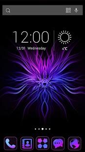 App Magic Purple Charm Theme APK for Windows Phone
