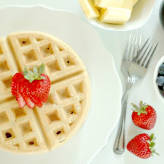 Plus! Non Toxic Waffle Iron Solutions & Real Food Waffle Topping Ideas!