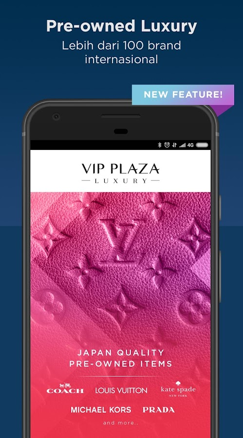 VIP Plaza: Fashion Online Shop - 100% Original- screenshot