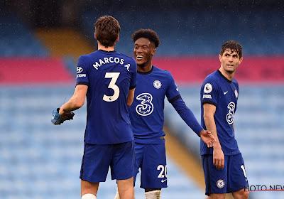 Premier League : Marcos Alonso offre la victoire à Chelsea contre Manchester City