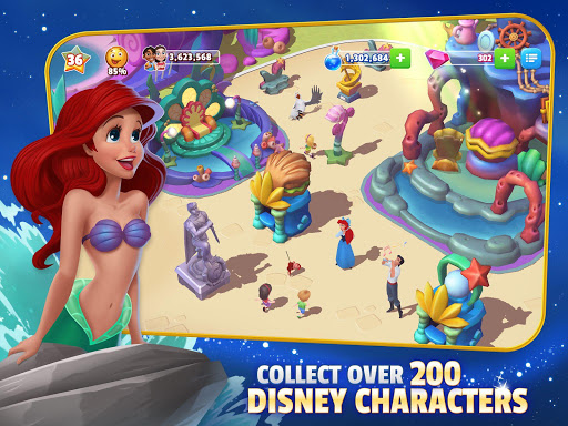 Disney Magic Kingdoms: Build Your Own Magical Park screenshot 7