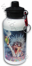 Photo: Бутылка для воды с прикольным изображением