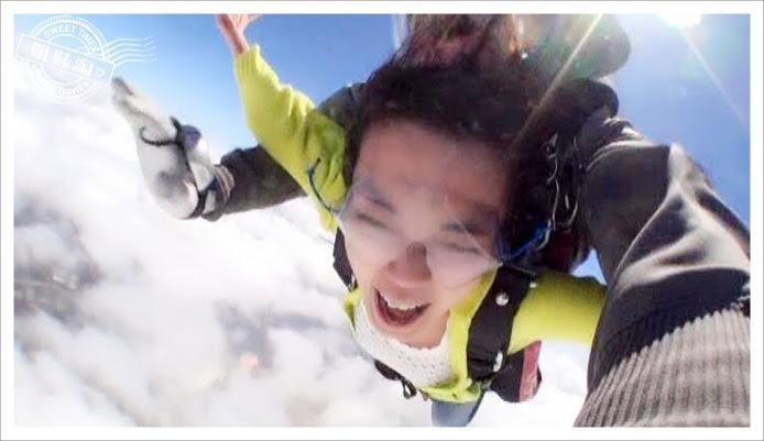 美國聖地牙哥跳傘極限運動skydiving
