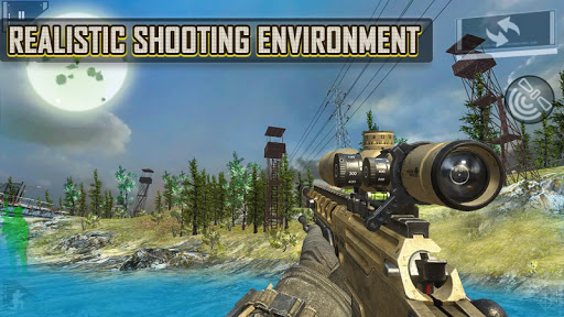 Commando Adventure Shooting: New Shooting Games 3.8.4 screenshots 2
