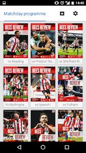 Brentford FC programmes screenshot 1
