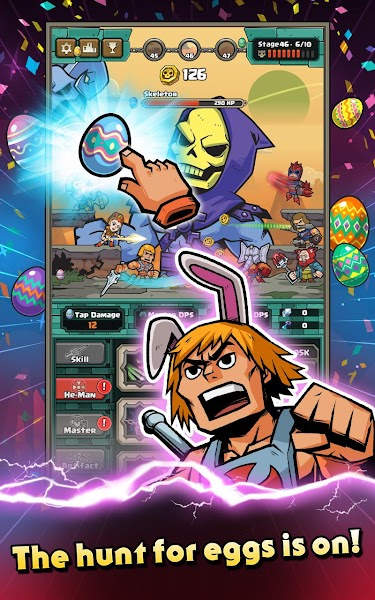 He-Man™ Tappers of Grayskull™ v2.3.1 [Mod Money]