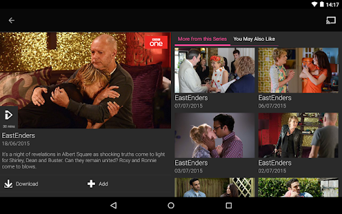 BBC iPlayer Screenshot 23