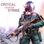 Critical Counter Strike: FPS Shooting Game 2019 Android APK Download Free By 10GAN