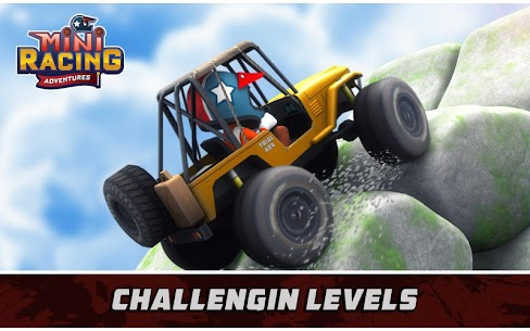 Mini Racing Adventures Mod Apk 1.21.7 (Unlimited Coins) 4