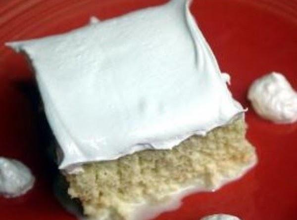 Tres Leches Cake (three Milks Cake) Recipe