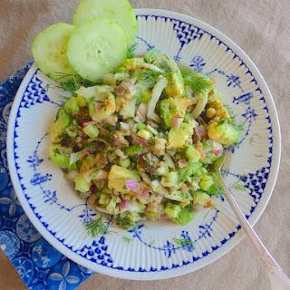 Cool Sardine Salad Recipe