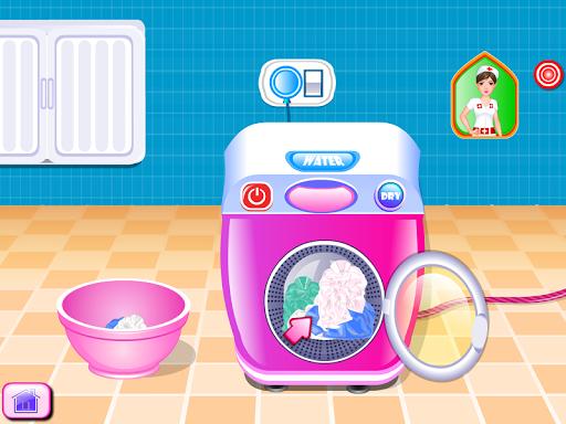 Hospital Clothes Wash Ironing 6.5.1 screenshots 4