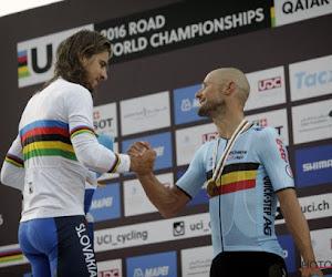 'Afscheidsfeest van Tom Boonen vroeger georganiseerd voor... Peter Sagan'