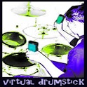 virtual drumstick icon