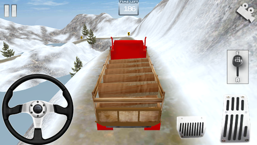 Truck Speed Driving Pro 1.2 screenshots 1