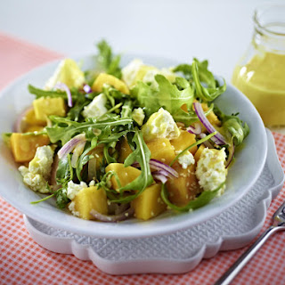 Mango Salad Feta Recipes