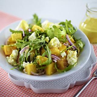 Mango Salad Feta Recipes.