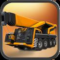 Crane Driving Simulation icon