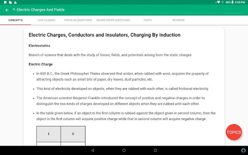 Meritnation - CBSE ICSE & More Screenshot