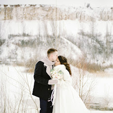Wedding photographer Aleksandra Koshmanova (northseagull). Photo of 19.02.2018